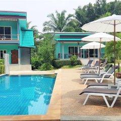 Отель Tum Mai Kaew Resort бассейн фото 2