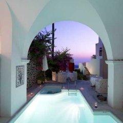 Отель Aigialos Niche Residences & Suites бассейн фото 2