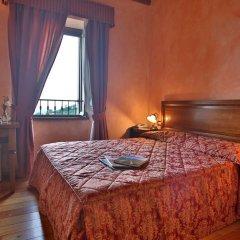 Отель Albergo Ristorante Maggioni Монтевеккья комната для гостей фото 3