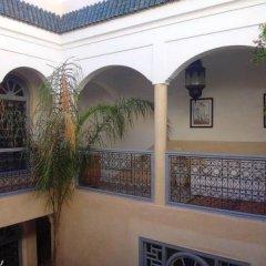Отель Riad Bel Haj Марокко, Марракеш - отзывы, цены и фото номеров - забронировать отель Riad Bel Haj онлайн балкон