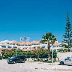 Отель Luna Forte da Oura Португалия, Албуфейра - отзывы, цены и фото номеров - забронировать отель Luna Forte da Oura онлайн парковка