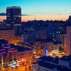 Гостиница Park Inn by Radisson Kyiv Troyitska Украина, Киев - 1 отзыв об отеле, цены и фото номеров - забронировать гостиницу Park Inn by Radisson Kyiv Troyitska онлайн