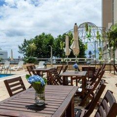Отель Sao Miguel Park Hotel Португалия, Понта-Делгада - отзывы, цены и фото номеров - забронировать отель Sao Miguel Park Hotel онлайн бассейн фото 2