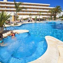 Отель JS Alcudi Mar бассейн фото 3