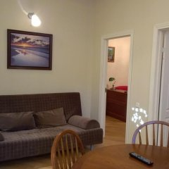 Отель Apartamenti na Kronvekskom Санкт-Петербург комната для гостей фото 3