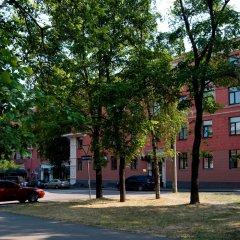 Гостиница Максима Заря парковка
