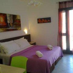 Отель La Locanda Del Mare B&B Синискола комната для гостей фото 3