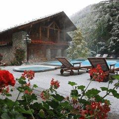 Mont Blanc Hotel Village бассейн фото 2