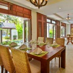 Отель Secret Garden Villas-Furama Beach Danang