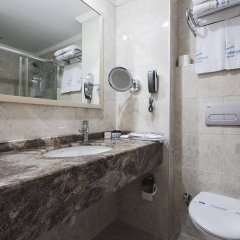 Altinorfoz Hotel Турция, Силифке - отзывы, цены и фото номеров - забронировать отель Altinorfoz Hotel онлайн ванная