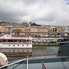 Отель Acquario Genova Suite Италия, Генуя - отзывы, цены и фото номеров - забронировать отель Acquario Genova Suite онлайн балкон