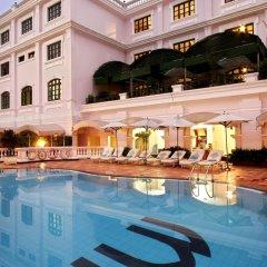 Отель Saigon Morin Вьетнам, Хюэ - отзывы, цены и фото номеров - забронировать отель Saigon Morin онлайн бассейн фото 3