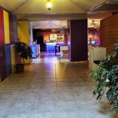 Sun Kiss Hotel интерьер отеля