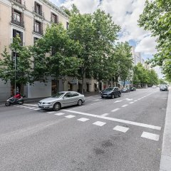 Отель Home Club Serrano VIII Испания, Мадрид - отзывы, цены и фото номеров - забронировать отель Home Club Serrano VIII онлайн парковка