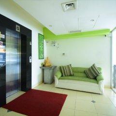 Отель Thilhara Days Inn Шри-Ланка, Коломбо - отзывы, цены и фото номеров - забронировать отель Thilhara Days Inn онлайн интерьер отеля фото 2