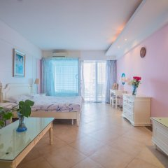 Отель Palmena Apartment - Sanya Китай, Санья - отзывы, цены и фото номеров - забронировать отель Palmena Apartment - Sanya онлайн комната для гостей фото 3