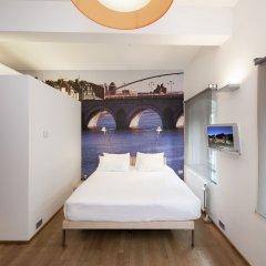 Отель Kruisherenhotel Maastricht Маастрихт комната для гостей