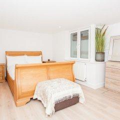 Отель Marylebone 3 Bedroom Flat Великобритания, Лондон - отзывы, цены и фото номеров - забронировать отель Marylebone 3 Bedroom Flat онлайн комната для гостей фото 5