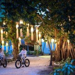 Отель Emerald Maldives Resort & Spa - Platinum All Inclusive Мальдивы, Медупару - отзывы, цены и фото номеров - забронировать отель Emerald Maldives Resort & Spa - Platinum All Inclusive онлайн спортивное сооружение