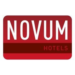 Отель Maxim Novum Дюссельдорф приотельная территория