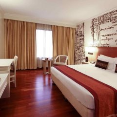 Отель Grand Mercure Bangkok Fortune комната для гостей фото 4