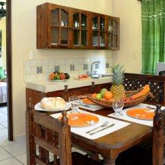 Отель Posada Mariposa Boutique Плая-дель-Кармен питание фото 2