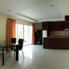 Апартаменты Thai-norway Resort Apartment Паттайя в номере