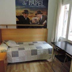 Отель San Marius Muntaner - Hostel Испания, Барселона - отзывы, цены и фото номеров - забронировать отель San Marius Muntaner - Hostel онлайн комната для гостей