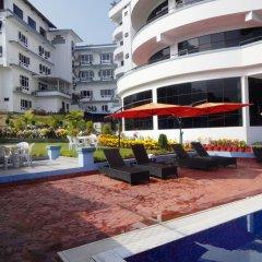 Отель View Bhrikuti Непал, Лалитпур - отзывы, цены и фото номеров - забронировать отель View Bhrikuti онлайн бассейн