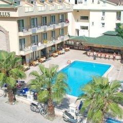 Grand Lukullus Hotel бассейн фото 3