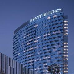 Отель Hyatt Regency Xiamen Wuyuanwan Китай, Сямынь - отзывы, цены и фото номеров - забронировать отель Hyatt Regency Xiamen Wuyuanwan онлайн вид на фасад