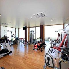 Отель Acorsonho Португалия, Капелаш - отзывы, цены и фото номеров - забронировать отель Acorsonho онлайн фитнесс-зал фото 2