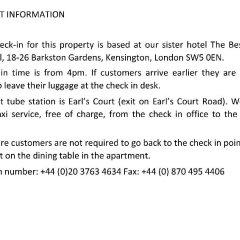 Отель Access Maida Vale North