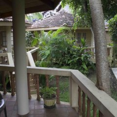 Отель Kahuna Hotel Шри-Ланка, Галле - 1 отзыв об отеле, цены и фото номеров - забронировать отель Kahuna Hotel онлайн балкон