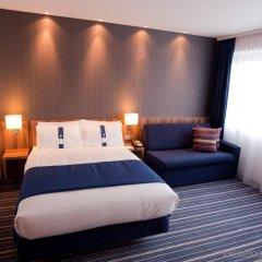 Отель Holiday Inn Express Nurnberg City - Hauptbahnhof комната для гостей фото 2