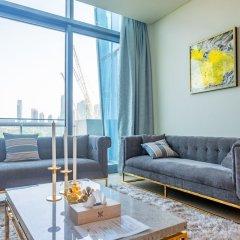 Отель Bravoway Burj Vista 1 in Downtown Dubai комната для гостей фото 5
