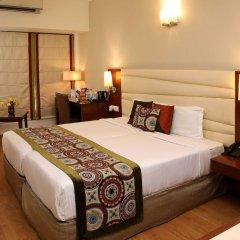 Отель Ahuja Residency Sunder Nagar сейф в номере