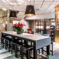 Отель Scandic Sjofartshotellet Стокгольм питание