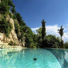 Отель Villa Tivoli Меран бассейн фото 3