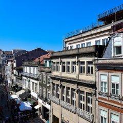 Апартаменты My Story Apartments Santa Catarina Порту балкон