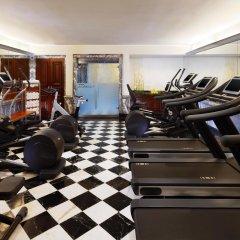 Отель The Westin Europa & Regina фитнесс-зал