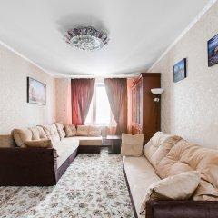 Апартаменты Apartments Moscow North комната для гостей фото 4
