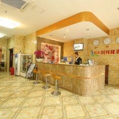 Отель Runxianglong Boutique Hotel Китай, Сямынь - отзывы, цены и фото номеров - забронировать отель Runxianglong Boutique Hotel онлайн интерьер отеля фото 2