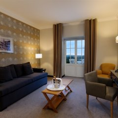 Отель Pousada de Condeixa-a-Nova - Santa Cristina комната для гостей фото 3