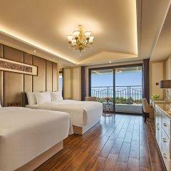 Отель Xiamen Jingmin North Bay Hotel Китай, Сямынь - отзывы, цены и фото номеров - забронировать отель Xiamen Jingmin North Bay Hotel онлайн комната для гостей фото 3