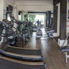 Отель Alegranza Luxury Resort фитнесс-зал фото 2