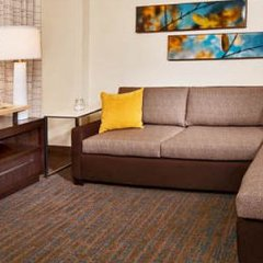 Отель Residence Inn by Marriott Washington, DC/Dupont Circle США, Вашингтон - отзывы, цены и фото номеров - забронировать отель Residence Inn by Marriott Washington, DC/Dupont Circle онлайн комната для гостей фото 3