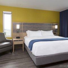 Отель Holiday Inn Express Quebec City - Sainte Foy Канада, Квебек - отзывы, цены и фото номеров - забронировать отель Holiday Inn Express Quebec City - Sainte Foy онлайн комната для гостей фото 5
