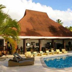 Отель Garden Island Resort Фиджи, Остров Тавеуни - отзывы, цены и фото номеров - забронировать отель Garden Island Resort онлайн бассейн фото 2