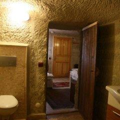 Nirvana Cave Hotel Турция, Гёреме - 1 отзыв об отеле, цены и фото номеров - забронировать отель Nirvana Cave Hotel онлайн ванная